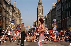 Edinburgh Comedy Club Goes Online