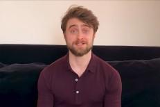 Daniel Radcliffe Makes His Return To 'Harry Potter' During Quarantine